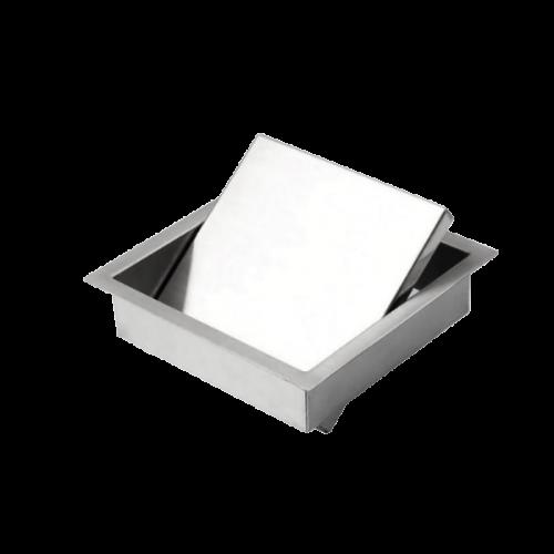 方型投紙口加蓋